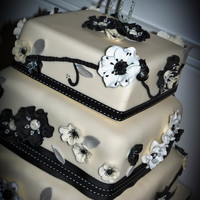 Sponge Cake Decorated In A 1940S Theme Sponge cake decorated in a 1940's theme