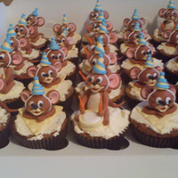 tom n jerry cupcake toppers Cake Gallery on Cake Central