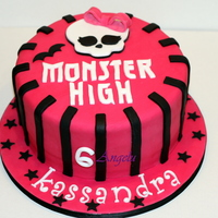 Monster High Cake Thanks to Jomo70 for the model!