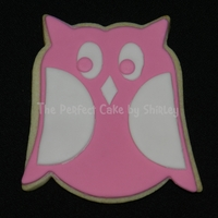 Owl Cookies For Baby Shower Based On The Nursery Bedding Nfsc With Fondant Owl cookies for baby shower based on the nursery bedding. NFSC with fondant.