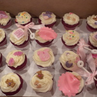 Girly Girl Cupcakes