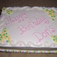 Doris' Birthday