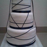 Ribbon Cake I have seen this cake done and always wanted to try it.