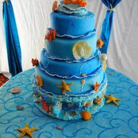 Under The Sea Cake *