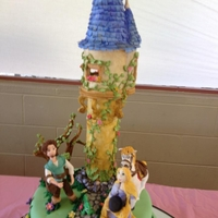Tangled Tower (Rapunzel)