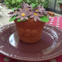 Flower Pot For Fathers Day Flower pot for father's day