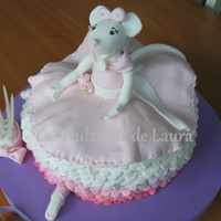 Angelina Ballerina - Debbie Brown Ballerina's Version