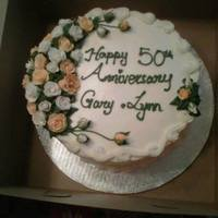 50Th Wedding Anniversary *