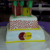 Childrens Ministry Cake