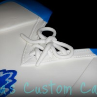 Toronto Maple Leaf Jersey Groom's Cake
