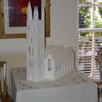 Pastillage Church this was an epic cake adventure i recently joined a friend on. hope you like it xx