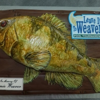 "Fish Leave it to Weaver Pool Tournament, in memory of Jamie ""Fish"" Weaver"