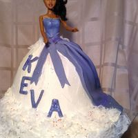 Base Cake Is Vanilla The Skirt Is Chocolate And Chocolate Mouse Filling I Covered It With Butter Cream Frosting Mixed With Baileys Irish  Base cake is vanilla. The skirt is chocolate and chocolate mouse filling. I covered it with Butter cream frosting mixed with Baileys Irish...