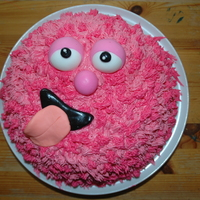 Cookiemonster A cookiemonster for my uncles birthday! :-)