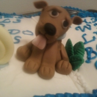 Puppy Dog Tails Fondant/Gumpaste Mix - Puppy Dog