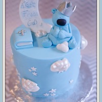 "4 Boy Baby Shower Cake Completely Copied From Royal Bakery I Just Couldnt Do The Impression On The Moon So It Came Out Like Chicken Scr 4"" Boy Baby Shower Cake. Completely copied from Royal Bakery, I just couldn't do the impression on the moon so it came out like..."