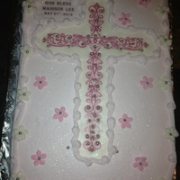 Christening Baby Cross Bautizo