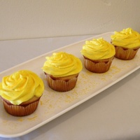 Cupcakes Lemon buttercream cupcakes