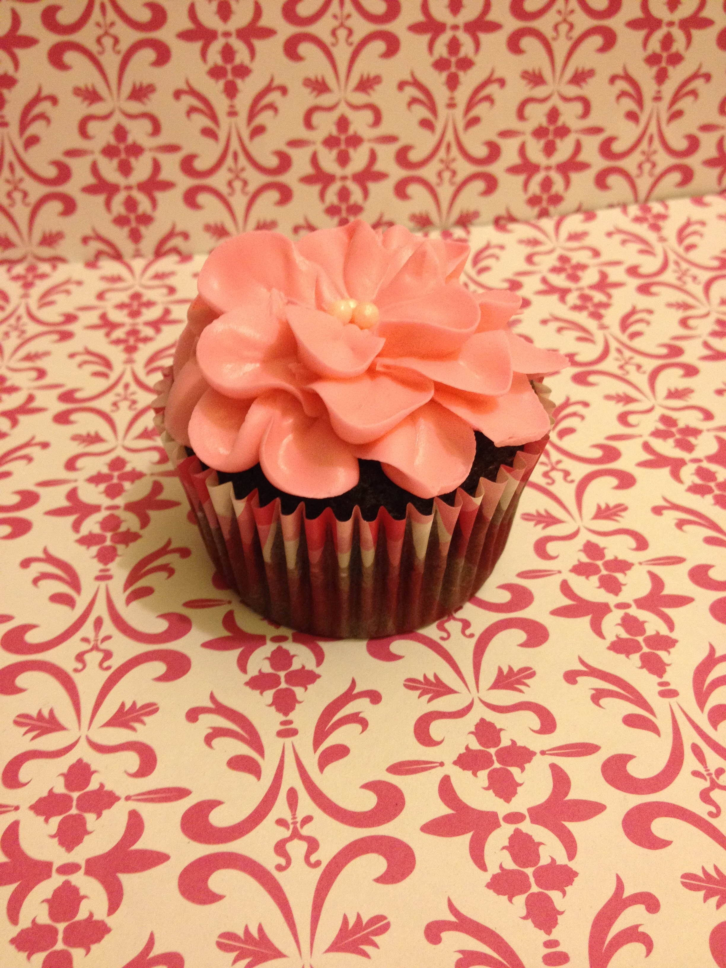 Apple Blossom Cupcake apple blossom cupcake