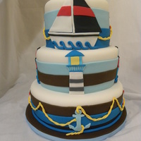 Nautical Babay Shower