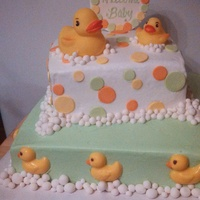 Buttercream Frosting Fondant Decorations Candy Mold Ducks   Buttercream Frosting, Fondant Decorations, Candy Mold Ducks,