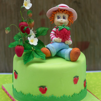 Strawberry Shortcake   Strawberry Shortcake (Version 2003)) саке for my daughter.