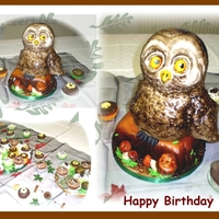 Owl 50Th Birthday