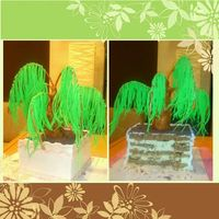 Willow Tree Cake Willow tree cake