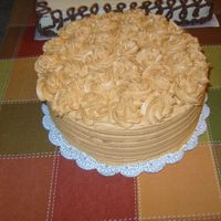 S1030215.jpg Spice Cake with Cinnamon Frosting