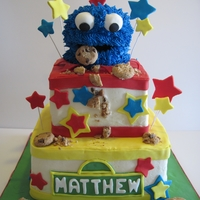 Cookie Monster Cookie Monster birthday
