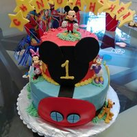 Mickey Mouse Playhouse *