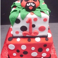 Ladybug First Birthday