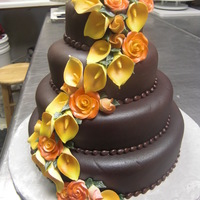 There Is No Arguing With Someone That Wants A Chocolate Wedding Cake There is no arguing with someone that wants a chocolate wedding cake