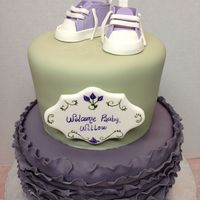 Sweet Baby Shower Cake Sweet baby shower cake.