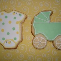 Baby Shower Cookies NFSC with Antonia74 RI.