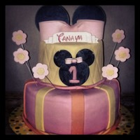 Tanaya 1St Birthday 1