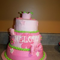 1St Princess Baby Shower