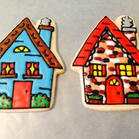 House Warming I made these for my son after making some as a house warming gift.