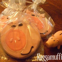 Hamm Cookies See all my pictures on Facebook under Raggamuffins Cakes & Cookies