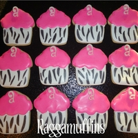 Cupcake Cookies See alll my pictures on Facebook under Raggamuffins Cakes & Cookies