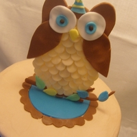 Owl - Look Whoo's Turning One
