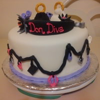 Charms,rings, Headbabnd & Purse Cake Entire cake is edible. Made this cake for my niece friend who is in love with all the items on this cake. She has hundreds of headbands and...