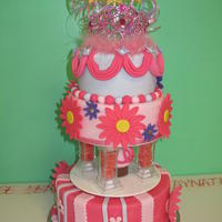 Pinkalicious 5Th Birthday
