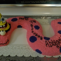 The Girly Snake  This was a special request from my daughter. I used the horseshoe pan to make two cakes, one choc and one white. trimmed the ends to make...