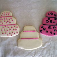 Wedding Cake Sugar Cookie Favors