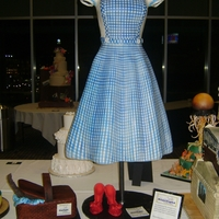 Dorothy's Dress Almost full scale replica of Dorothy's dress and shoes from the Wizard of Oz. The dress is MMF. The torso is made of RKT. I used the...