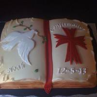 Confirmation Cake *