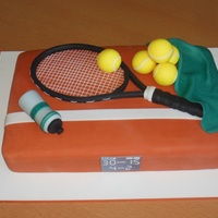 Tennis Cake For Alex 30Th Birthday Tennis-cake for Alex 30th birthday