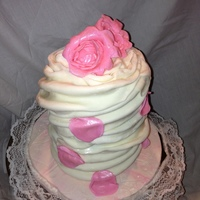 Wrap Around Cake Wrap around cake