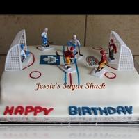Happy Birthday Christina & Nuno Cake Gallery on Cake Central